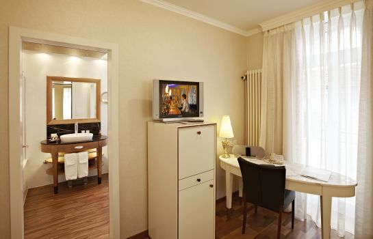 Junior Suite Des Balances Hotel Lucerne