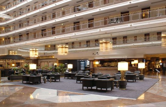 Hotelhalle Maritim Airport Hotel Hannover