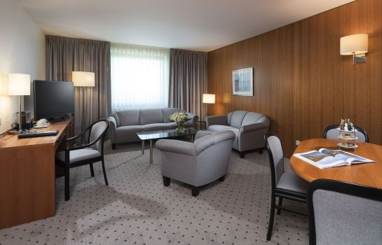Junior Suite Maritim Airport Hotel Hannover
