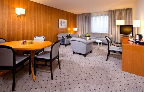 Suite Maritim Airport Hotel Hannover