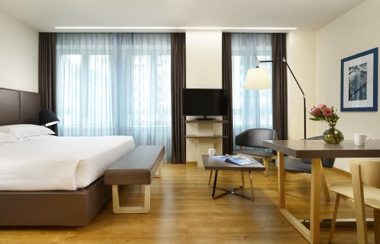 Double room (standard) UNAHOTELS Century Milano