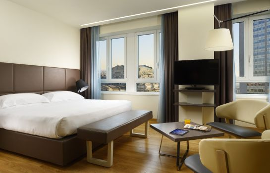 Double room (superior) UNAHOTELS Century Milano