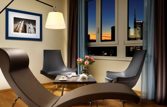 Chambre UNAHOTELS Century Milano