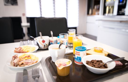 Breakfast buffet B&B Belfort - Bessoncourt