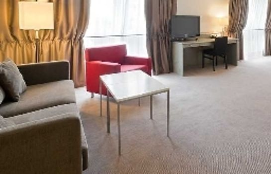Junior Suite Mercure Duesseldorf Kaarst