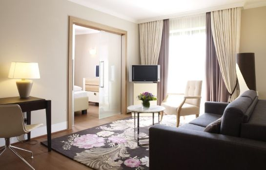 Junior Suite Steigenberger Hotel and Spa