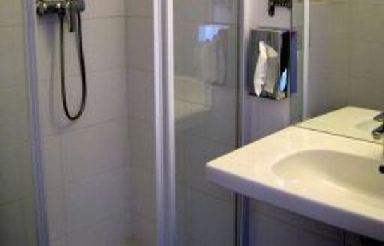 Bagno in camera Arion Airporthotel