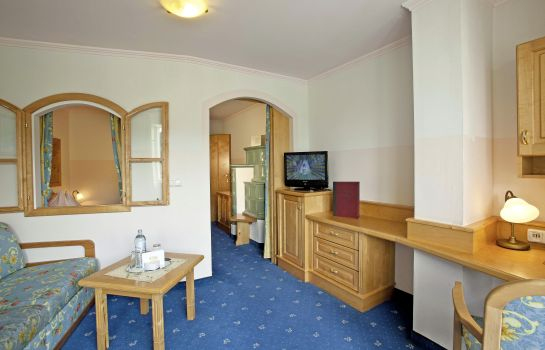 Chambre double (confort) Dilly's Wellnesshotel