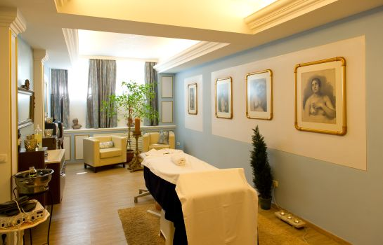Massageruimte Moisl-Wellnesshotel in Abtenau- Lammertal