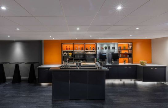 Hotel-Bar RADISSON BLU EDINBURGH CITY CENTRE