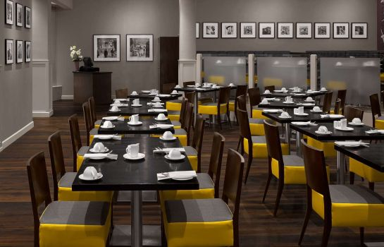Restaurant RADISSON BLU EDINBURGH CITY CENTRE