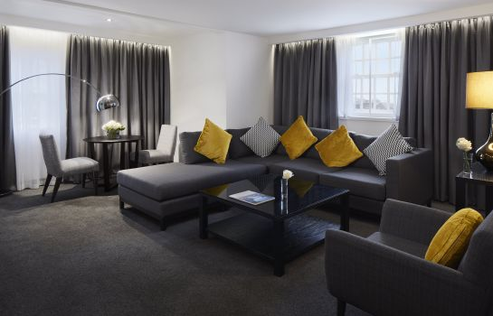 Suite Edinburgh Radisson Blu Hotel