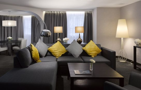 Suite RADISSON BLU EDINBURGH CITY CENTRE