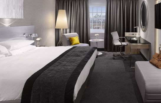 Doppelzimmer Komfort RADISSON BLU EDINBURGH CITY CENTRE