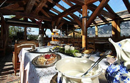 Breakfast room Alp Art Hotel