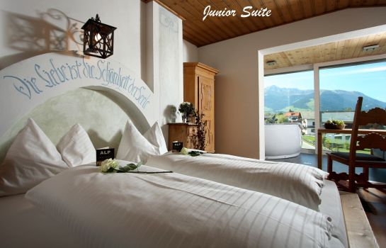Junior suite Alp Art Hotel