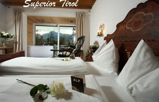Double room (superior) Alp Art Hotel