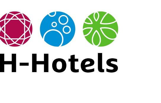 Certificado/logotipo H+ Hotel Bad Soden