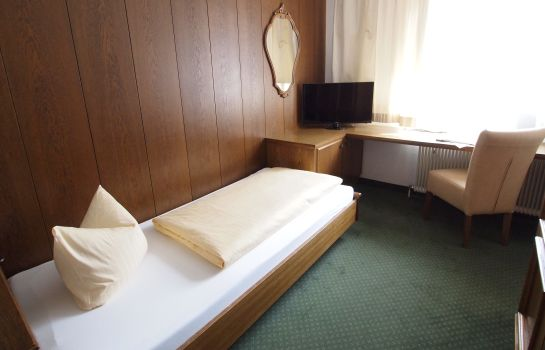 Single room (standard) Hotel Sonnhof Mutters