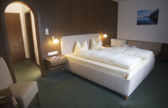 Double room (superior) Hotel Sonnhof Mutters