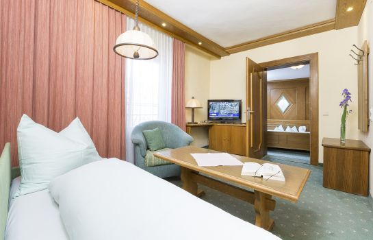 Junior Suite Posthotel Kassl