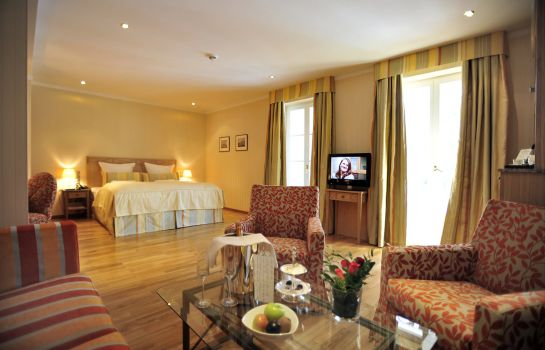 Junior Suite Bayrisches Haus Relais&Chateaux