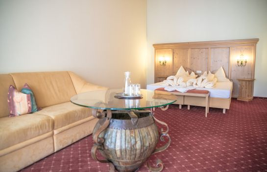 Junior suite Arlberg Stuben