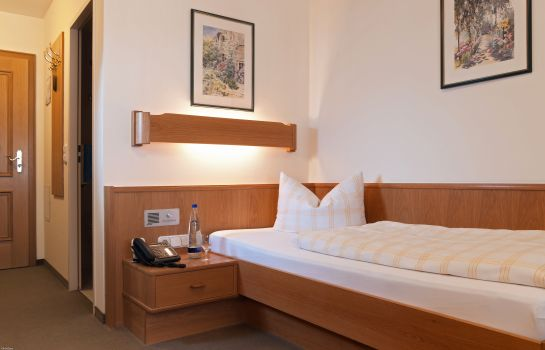 Single room (standard) Zur Post Gasthof