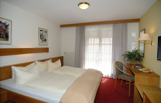 Double room (standard) Zur Post Gasthof