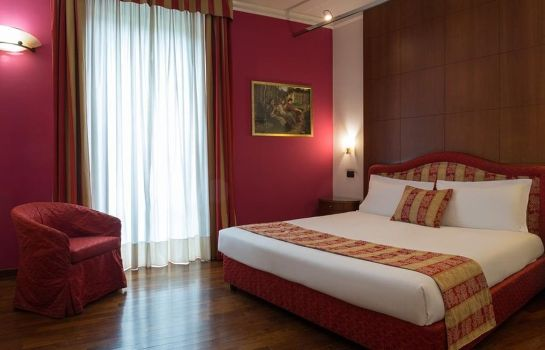 Chambre Hotel The Originals Turin Royal (ex Qualys-Hotel)
