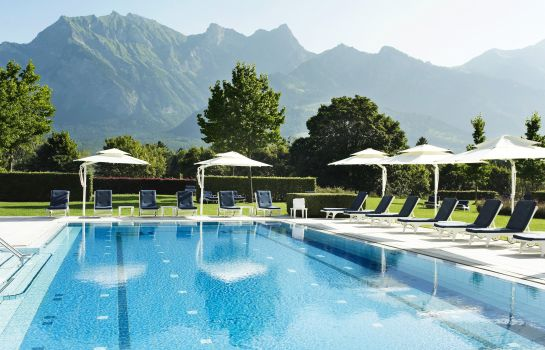 Garten Grand Resort Bad Ragaz