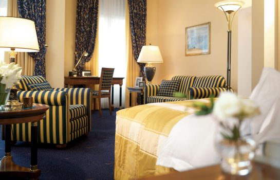 Junior Suite Grand Resort Bad Ragaz