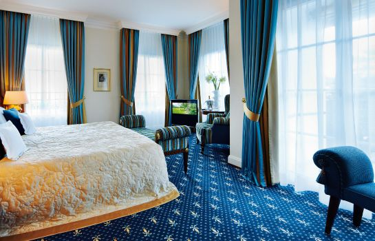 Doppelzimmer Standard Grand Resort Bad Ragaz