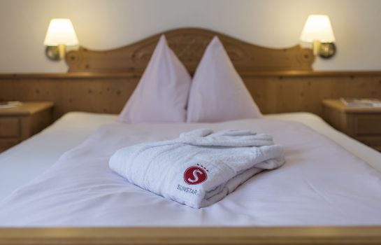 Chambre individuelle (standard) Sunstar Boutique Hotel Albeina Klosters