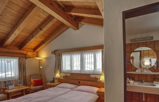 Chambre double (standard) Sunstar Hotel Klosters