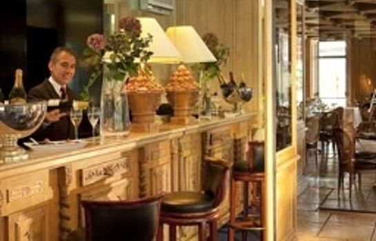 Bar del hotel Hotel D'Angleterre