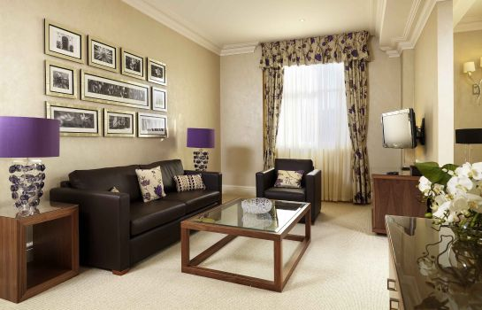 Junior suite Mercure Bristol Grand Hotel