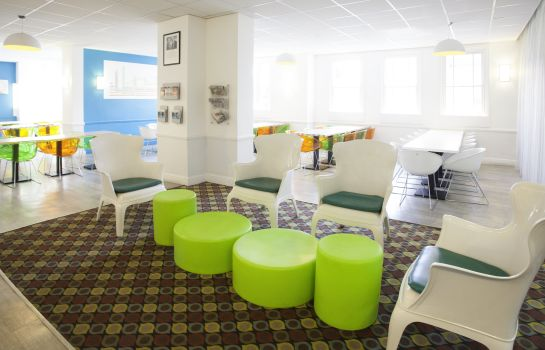 Vista all'interno ibis Styles London Croydon