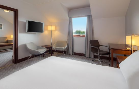 Suite Hilton East Midlands Airport