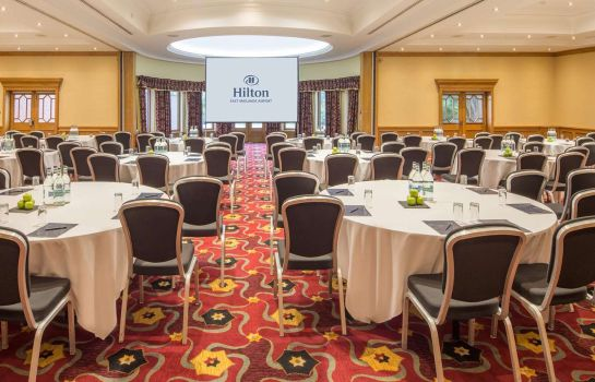 Conference room Hilton East Midlands Airport