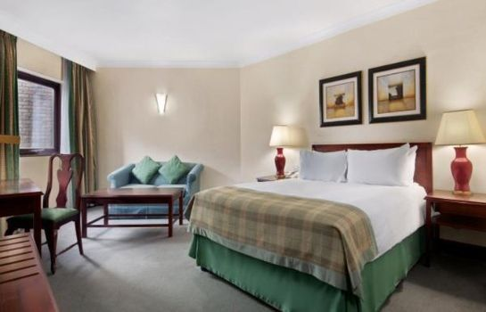 Room Hilton East Midlands Airport