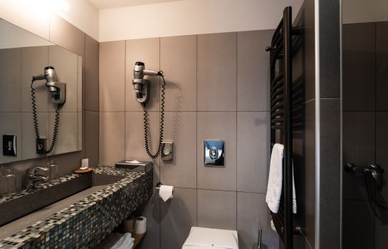 Badkamer Boutique Hotel Entraigues