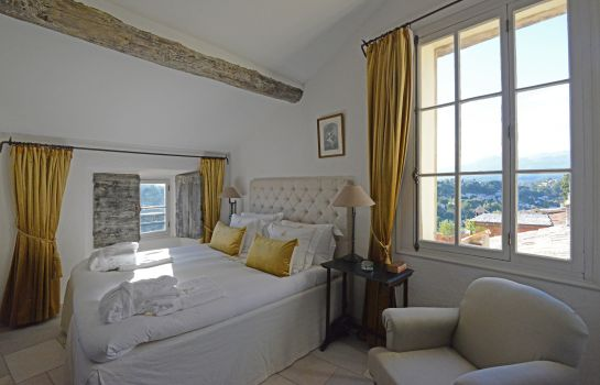 Junior-suite Chateau Le Cagnard
