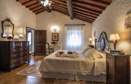 Chambre double (confort) Colle Etrusco Salivolpi
