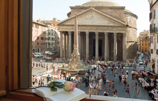 Info Sole al Pantheon