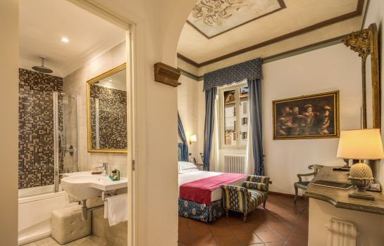 Chambre double (confort) Sole al Pantheon