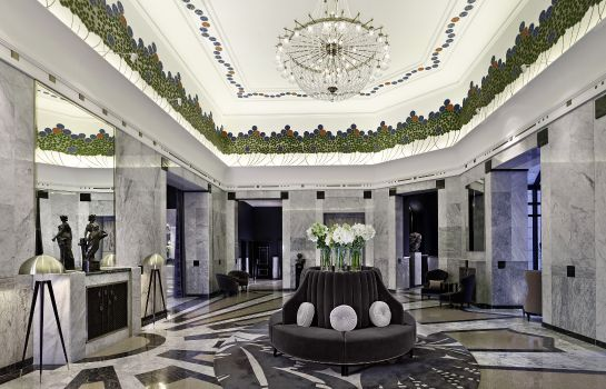 Lobby Hotel Bristol a Luxury Collection Hotel Warsaw