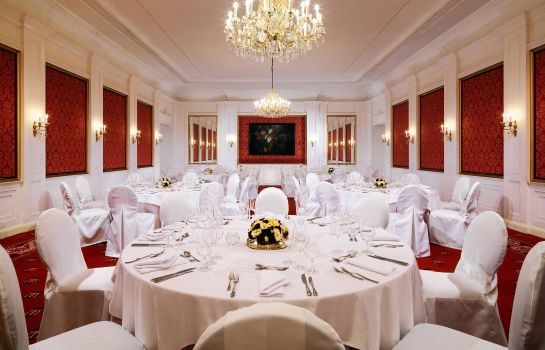Conference room Hotel Bristol a Luxury Collection Hotel Warsaw
