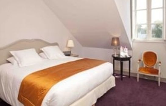 Chambre individuelle (standard) Clarion Hotel Chateau Belmont
