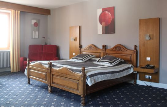 Double room (superior) Aux Armes de France